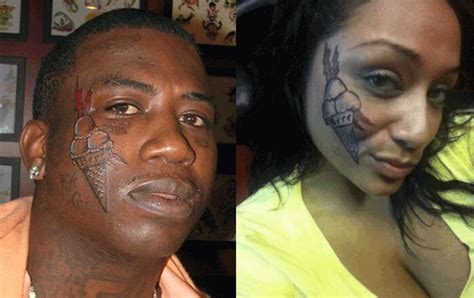 gucci mane tattoos pictures atome