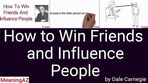 how to win friends and influence book report how to win friends and influence by dale carnegie