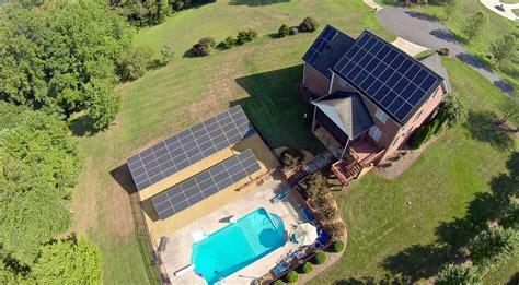 solar powered house ls tesla hacker s house is a little solar power plant using