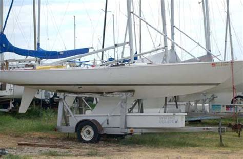 A Light Year Soling 1977 Oklahoma City Oklahoma Sailboat For Sale