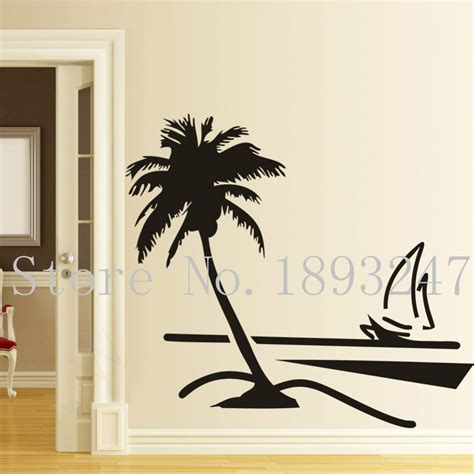 aliexpress com buy wholesale christmas wall stickers online buy wholesale big palm tree from china big palm