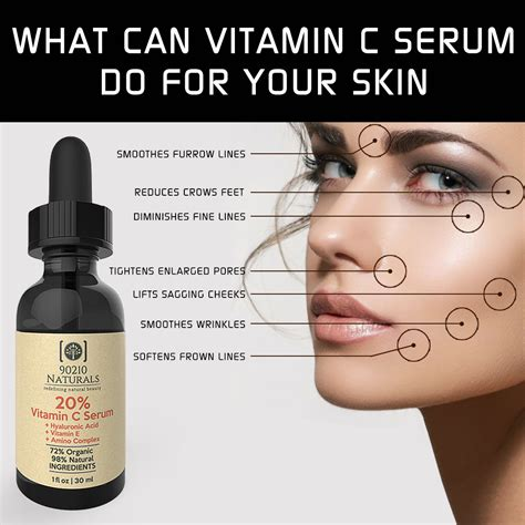 Ser C Serum Vitamin C how vitamin c benefits your skin