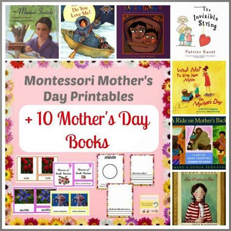 montessori printable books montessori nature montessori mother s day printables 10