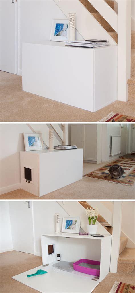 10 Ideas For Hiding Your Cat Litter Box Ikea Cabinets Litter Box Cabinet Ikea