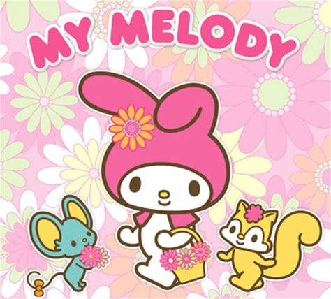 imagenes de hello kitty y my melody 83 my melody pictures images photos for facebook and