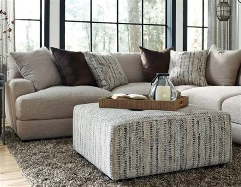 fancy ideas how to use ottoman as coffee table 18 web