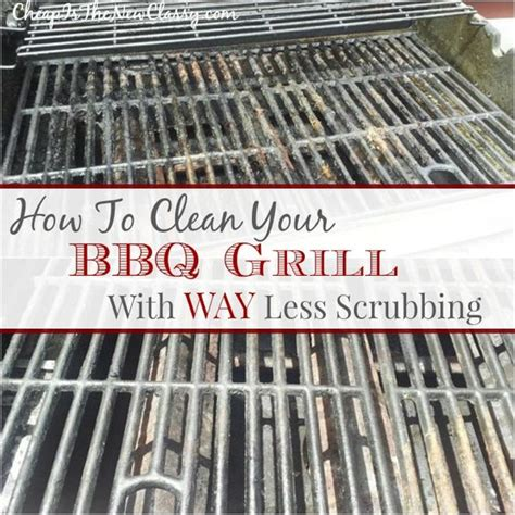 How To Clean A Grill Rack by The World S Catalog Of Ideas