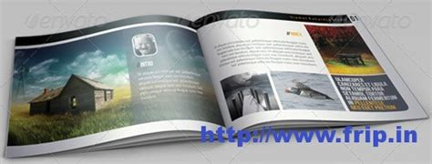 Best 40 Portfolio Brochure Design Print Templates Frip In Architecture Portfolio Template Indesign Free