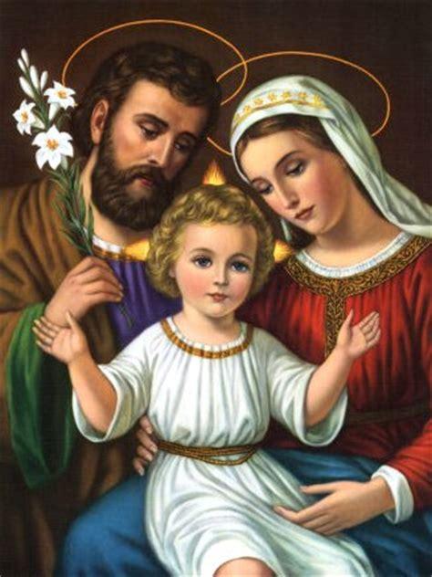 imagenes de jesus jose y maria parroquia bajadilla algeciras la sagrada familia de