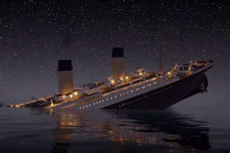 wann ist die titanic gesunken so ist die titanic wirklich gesunken