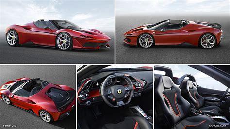 2017 Ferrari J50 Caricos Com