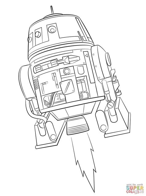 coloring pages wars rebels wars rebels chopper coloring page supercoloring