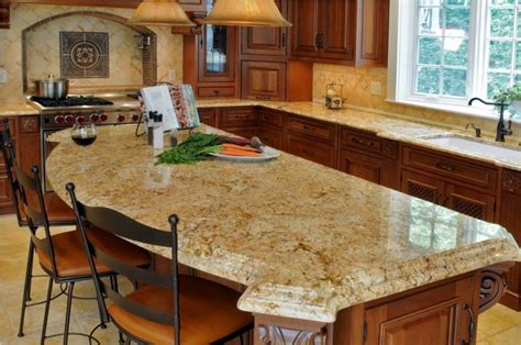 kitchen counter islands kitchen quartz countertops with oak cabinets bar stools