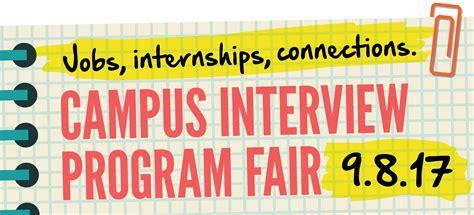 Harvard Mba Career Fair by Cus Program Fair Office Of Career Services