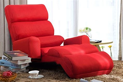 lazy sofa chair merax relaxing foldable lazy sofa chair with pillow