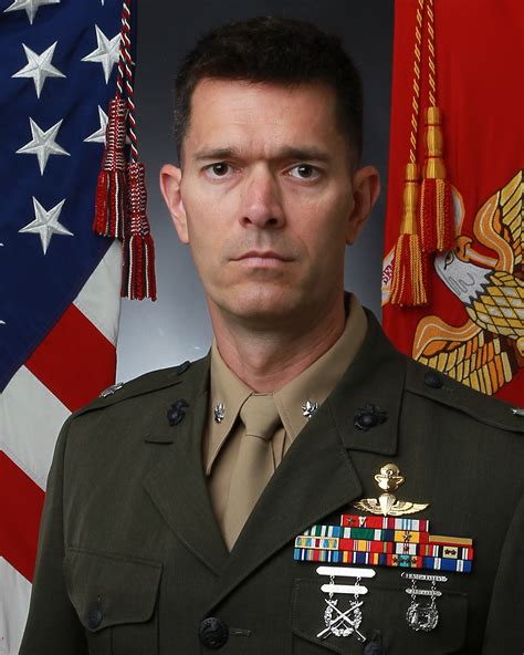 Marsoc Officer by Lieutenant Colonel Adam S Conway Gt Marine Corps Forces