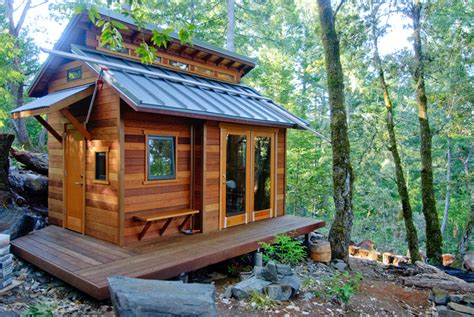 Super Small Homes | super easy to build tiny house plans freecycle usa