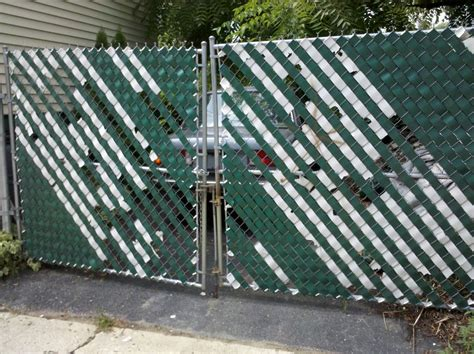 Beach Themed Home Decor Ideas Some Types Chain Link Privacy Fence Fence Ideas