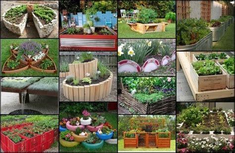 unique raised beds gardening soul