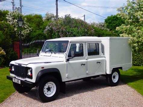 used land rover defender used chawton white land rover defender for sale essex