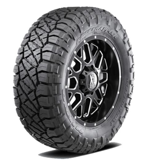 Trail Guide Rt Tires Nitto Ridge Grappler 295 70r18 Tires 217 120 295 70 18