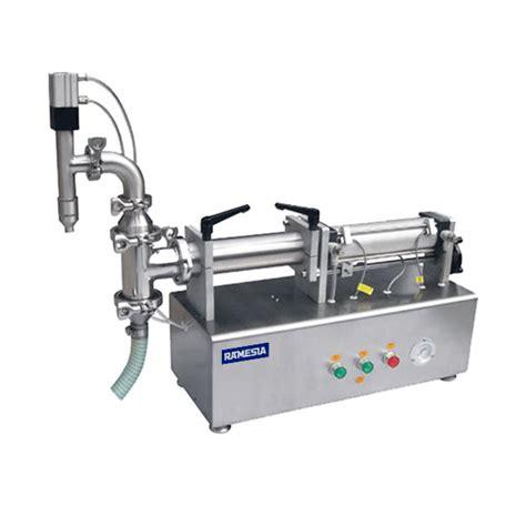 Mesin Kopi Piston mesin pengisi cairan lpf 500t liquid piston filler