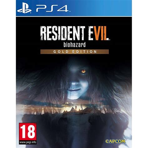 Ps4 Resident Evil 7 R2 resident evil 7 biohazard gold edition ps4 the