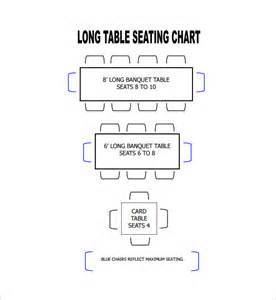 table of 10 seating plan template table seating chart template 14 free sle exle