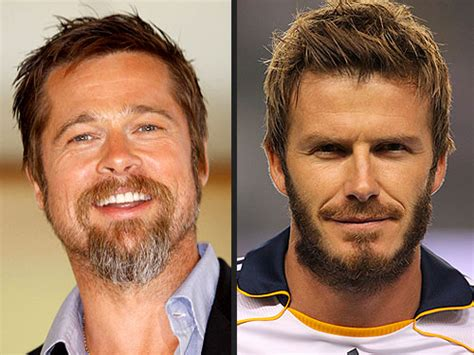 Think Cook Cook Brad Style vote whose beard is hotter brad or becks style news