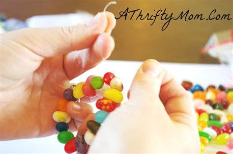 edible crafts for to make jelly bean bracelet edible crafts crafts for kids3 a