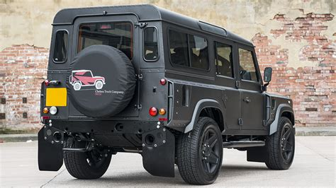 land rover defender 2016 khan kahn design defender quot the end quot edition columnm