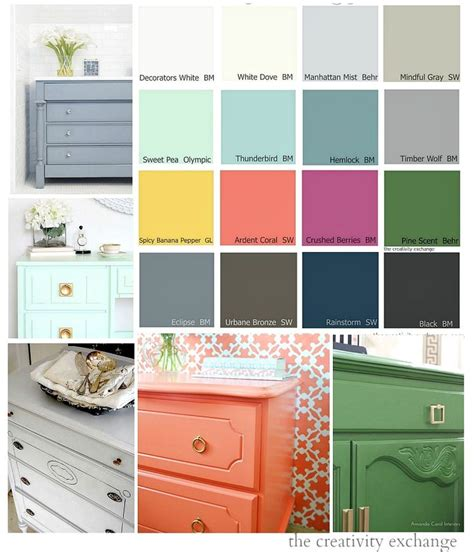 best 20 coral painted dressers ideas on coral painted furniture colorful dresser