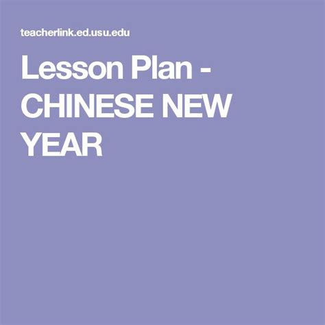 lesson plan on new year 17 best images about ancient china on the silk