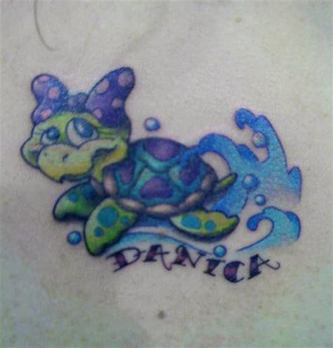new school turtle tattoo jessica v untitled