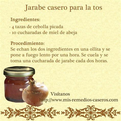 remedios caseros y naturales para la sinusitis mis una receta facil para hacer un jarabe casero para la tos