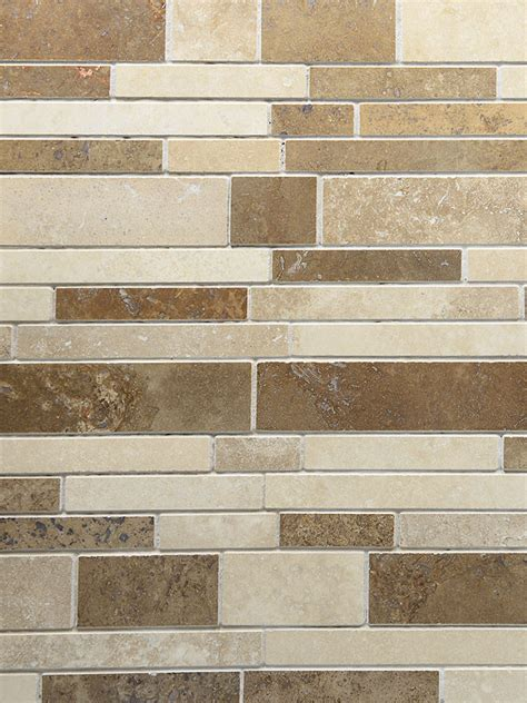 travertine subway mix backsplash tile travertine subway mix backsplash tile ivory beige brown