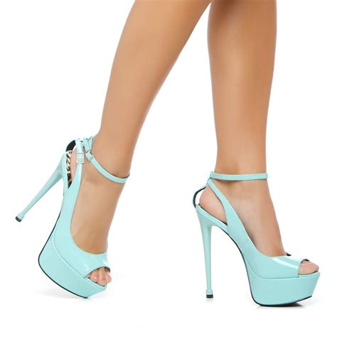 light blue evening shoes 18 best images about la quinceanera on pinterest