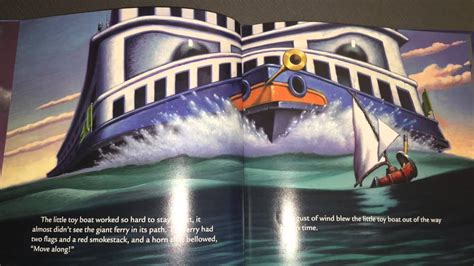 boat books toy boat story book youtube