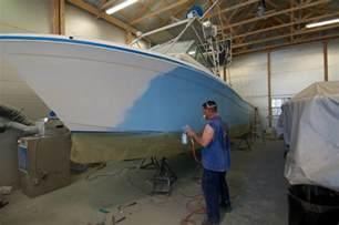 painting jim s marine ocean city maryland boat repair