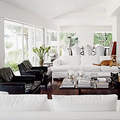 slipcover furniture living room resort glam interiors walnut floors coastal and room