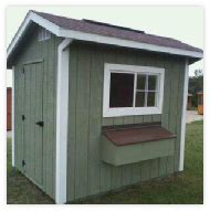 Mw Sheds by Animal Shelters