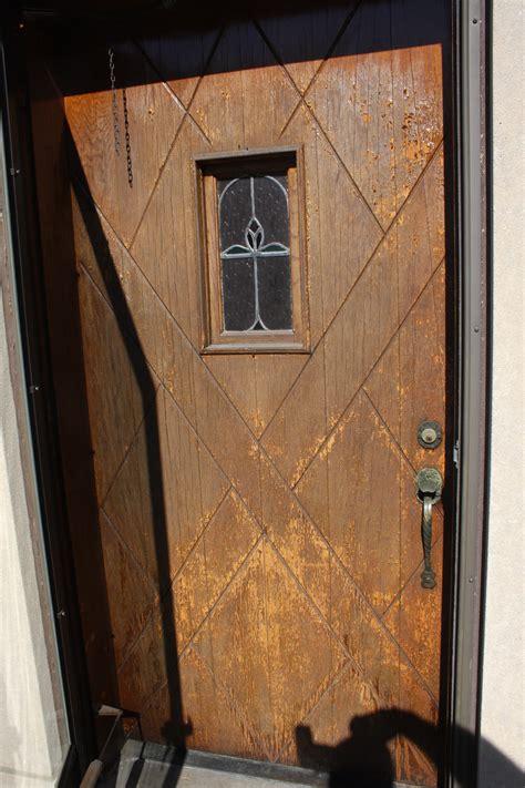 front door stl st louis restoration front door refinishing