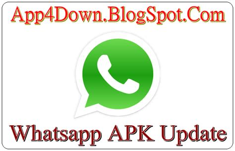 whatsapp apk 1 whatsapp messenger 2 12 19 for android apk app4downloads app for downloads