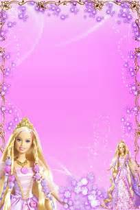 barbie frames the charming princess