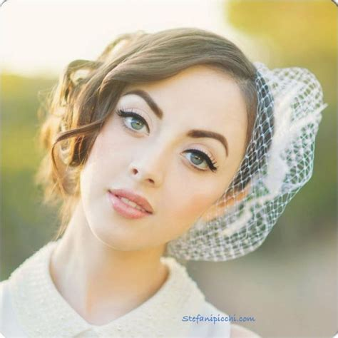 Vintage Wedding Hair And Makeup by Vintage Bridal Hair Bridal Makeup