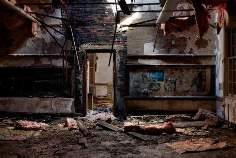classroom photo   abandoned belchertown state school