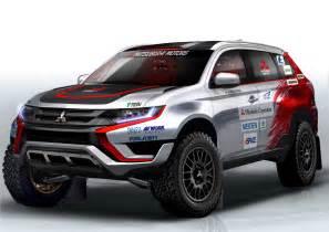 Mitsubishi Delaware 2015 Baja Portalegre 500 To Feature A 2016 Mitsubishi