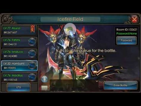 discord free fire legacy of discord ice fire field event youtube