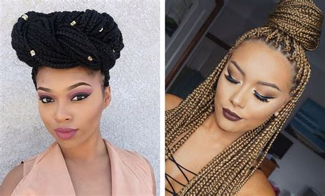 hot poetic justice braids styles page    stayglam