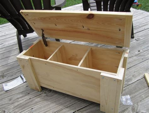 diy storage bench seat plans diy bench seat storage box diy projects